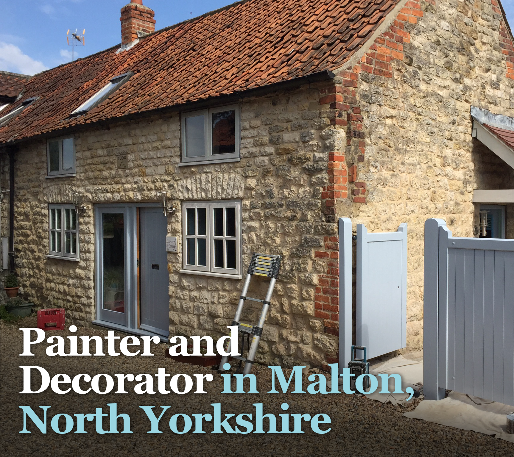 Painter And Decorator In Malton Richard Moore Painter And Decorator